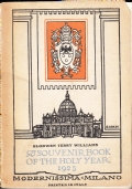 A souvenir book of the holy year