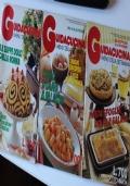 Pasta sfoglia dolce e salata. Le zuppe dolci della nonna. L'olio d'oliva e gli altri.