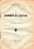 BUONOMINI DI S. MARTINO