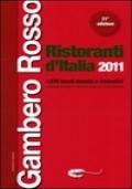 Ristoranti d'Italia del Gambero Rosso 2011