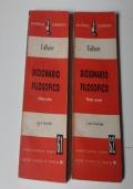 DIZIONARIO FILOSOFICO (2 vol.)