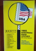 United States Stamp catalogue