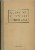 QUESTIONI DI STORIA MEDIOEVALE