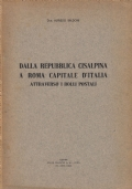 DALLA REPUBBLICA CISALPINA A ROMA CAPITALE D'ITALIA attraverso i bolli postali