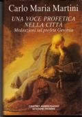 Una voce profetica nella città. Meditazioni sul profeta Geremia