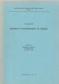 Società e burocrazia in Friuli. Durante la seconda dominazione austriaca (1814-1848)