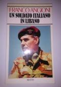 UN SOLDATO ITALIANO IN LIBANO
