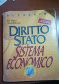 Diritto stato e Sistema Economico