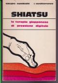 Shiatsu la terapia giapponese di pressione digitale