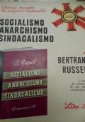 Socialismo anarchismo sindacalismo