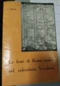 Le feste di Roma antica nel calendario Verolano