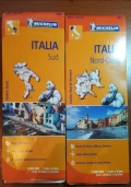 Cartina geografica Italia sud - Italia Nord-ovest