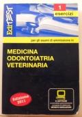 Editest per gli esami di ammissione di Medicina, Odontoiatria e Veterinaria