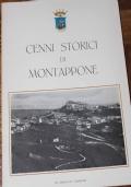 Cenni storici di Montappone