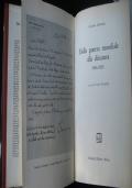 SCRITTI DALLA (PRIMA) GUERRA MONDIALE ALLA DITTATURA (1916-1925)