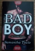 The Bad Boy (the storm series)