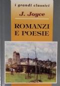 James Joyce-ROMANZI E POESIE