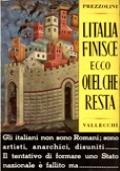 L'ITALIA FINISCE. ECCO QUEL CHE RESTA