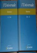 Scienze. 2 volumi. A-Inf. Inf-z.