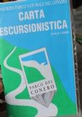 Parco del Conero. Carta escursionistica (scala 1:20.000)