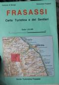 Frasassi. Carta turistica e dei sentieri (scala 1:25.000)