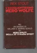 L'ECCELLENTISSIMO NERO WOLFE  +  NERO WOLFE DELLA 35 STRADA OVEST COFANETTO