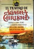 Il teattro di Agatha Christie - Mondadori Sipario Giallo 1983 vol. 1°