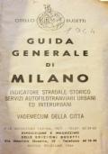 GUIDA DI MILANO   1964