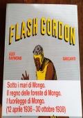 Flash Gordon Vol. II°- Collana L'età d'oro del fumetto edizioni Garzanti