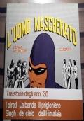 L'Uomo Mascherato Vol. 1 - Collana L'età d'oro del fumetto edizioni Garzanti