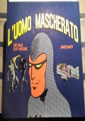 L'Uomo Mascherato Vol. 2. Collana L'età d'oro del fumetto prima ed. Garzanti.
