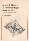 La fenomenologia trascendentale