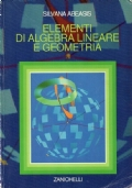 Elementi di algebra lineare e geometria