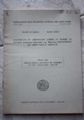 Contenuto in aminoacidi liberi in tuberi di patata (Solanum tuberosum var. Majestic) provenienti da cespi sani e virosati