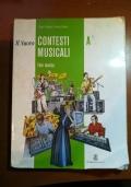Contesti musicali Vol. A e B
