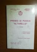 Premio di poesia Altarello