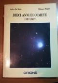 Dieci anni di comete