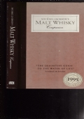 3) JACKSON'S MALT WISKY COMPANION GUIDE TO THE WATER OF LIFE