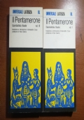 Il pentamerone Vol. I e III