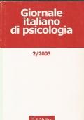Il giudizio degli psicologi italiani sulle riviste nazionali e internazionali