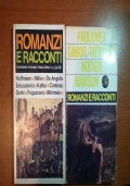 2 vol. ROmanzi e Racconti