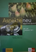 Aspekte neu Mittelstufe Deutsch Lehr- und Arbeitsbuch, Teil 1 C1