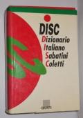 DISCDISC dizionario italiano Sabatini Coletti