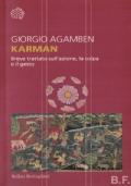 Karman. Breve trattato sull'azione, la colpa e il gesto