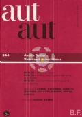 AUT AUT - 344/2009  Judith Butler. Violenza e non-violenza