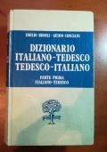 Dizionario Italiano-Tedesco Tedesco Italiano