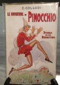 Le avventure di Pinocchio : storia di un burattino