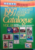 1997 standard postage stamp VOL 1B