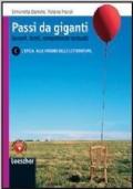PASSI DA GIGANTI - Vol.C L'Epica. Alle origini delle Letterature