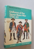 Uniforms of the Seven Years War 1756-1763 in colour